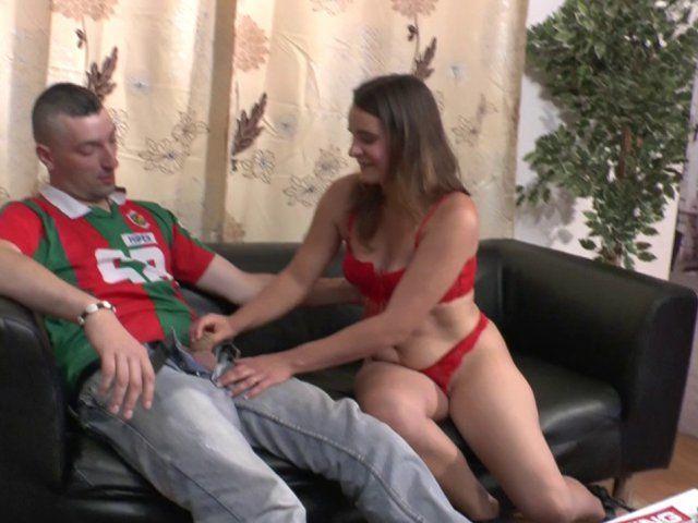 Une amatrice dévoile ses préférences sexuelles pendant un casting