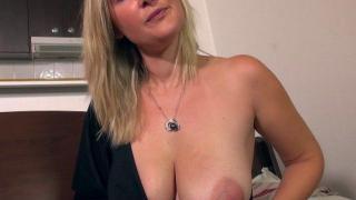 Casting porno d'une épouse libertine