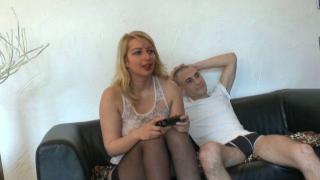 Super blonde sexy et porno hard français