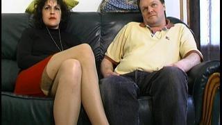 Casting porno vintage d'un couple libertin mature